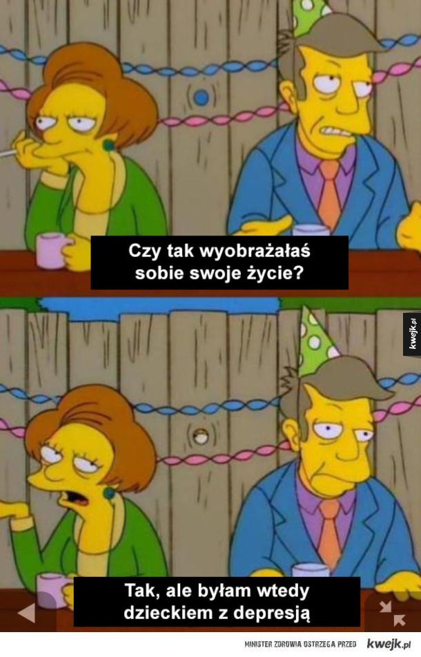 Simpsonowie i śmieszki