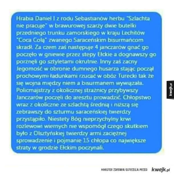 Historyja o chwalebnym Danielu i podłym Saracenie