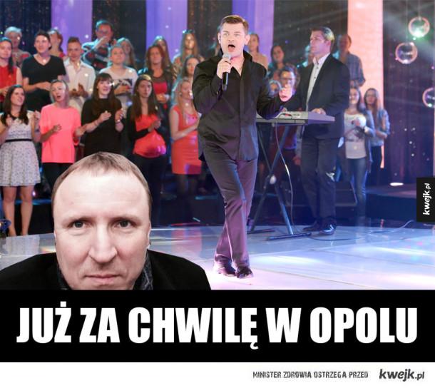 A więc tak będzie wyglądać koncert disco polo w Opolu