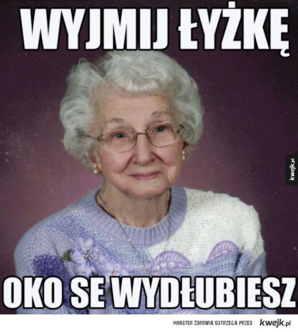 kochana babcia