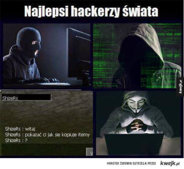 Prawdziwi Hakerzy