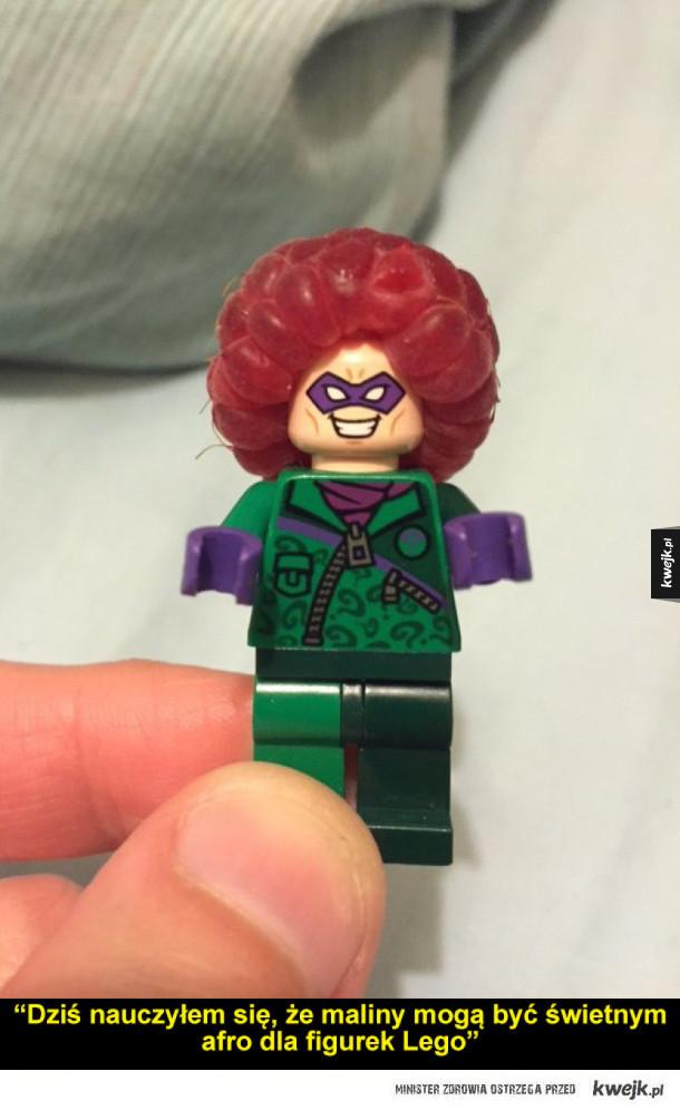 Śmieszkowy mix z Lego w roli głównej