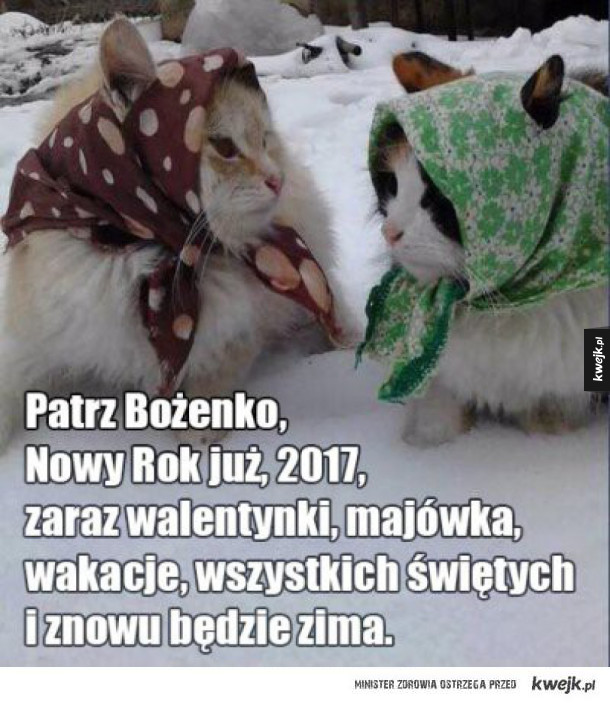 Nowy rok już