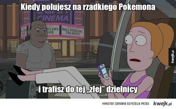 Rzadki Pokemon