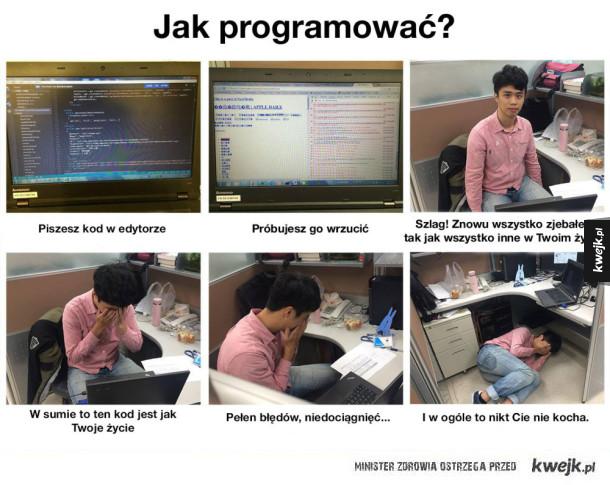 Jak programować?