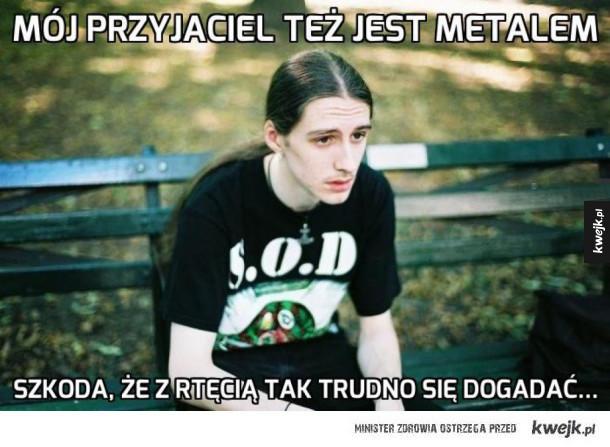 Przyjaciel metal