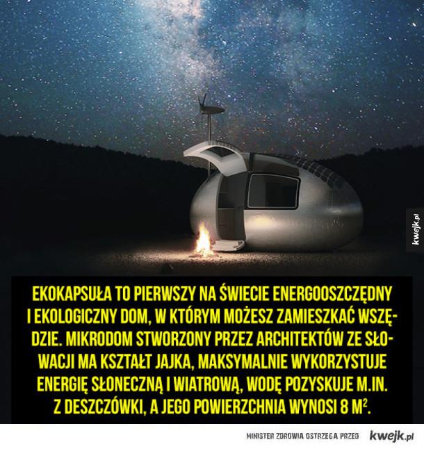 Naukowe i technologiczne ciekawostki, cd.