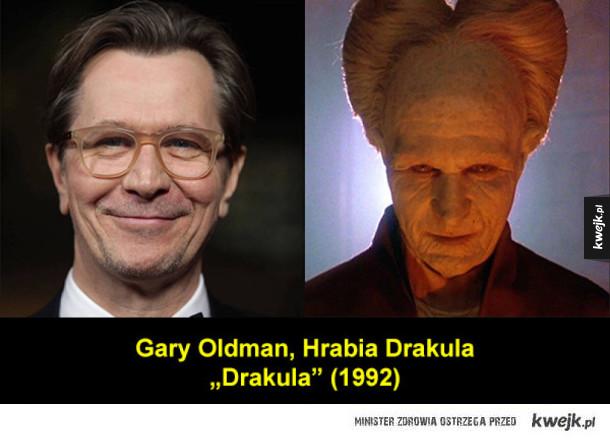 Niesamowite filmowe transformacje