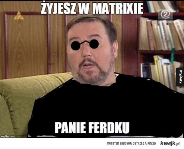 matrix panie ferdku