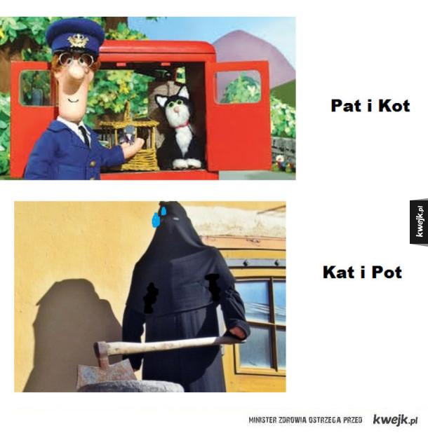 Pat i kot