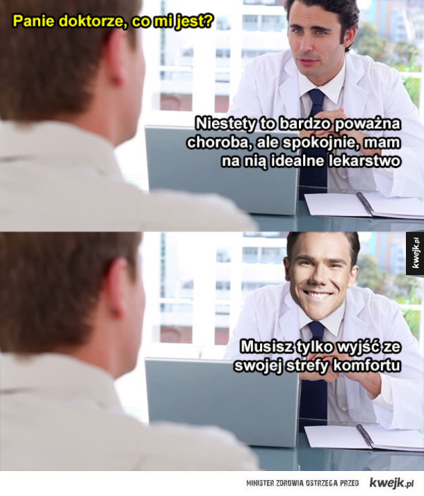 Gdyby lekarze byli kołczami