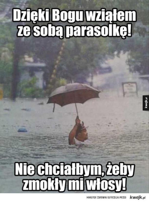 parasolka dobra sprawa