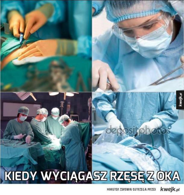 Skomplikowana operacja