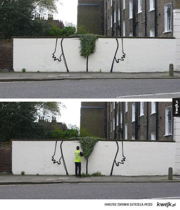 Kreatywny street art