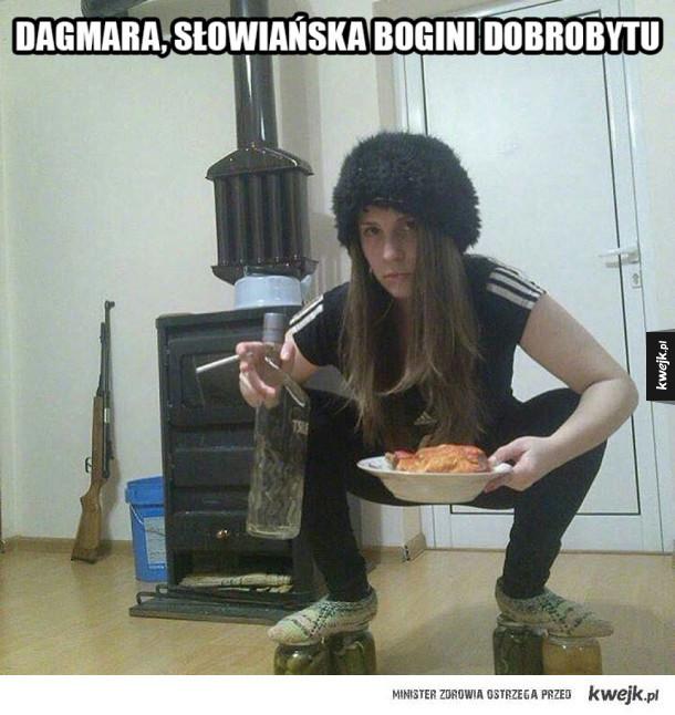 Słowiańska bogini dobrobytu