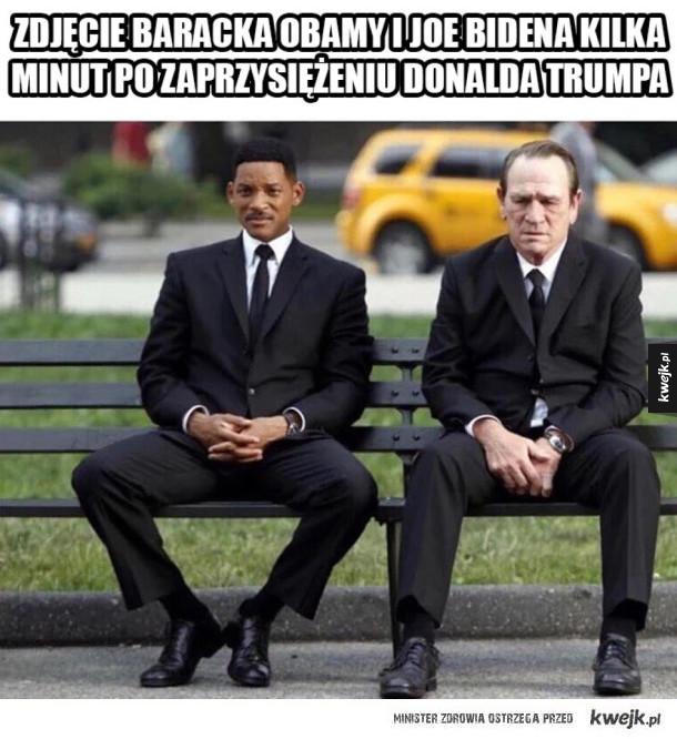 Obama i Biden zasmuceni