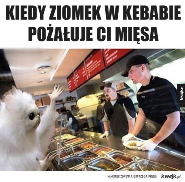 Takich kebabów nikt nie lubi