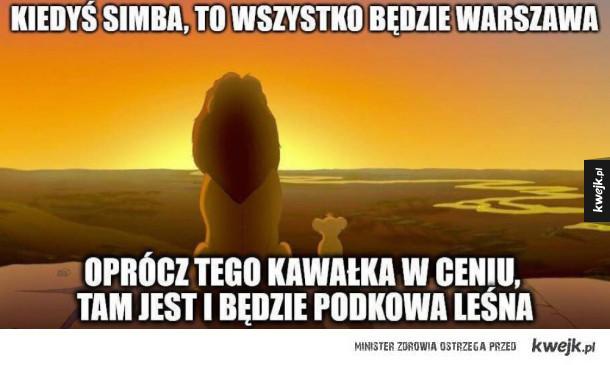 To wszystko będzie Warszawa