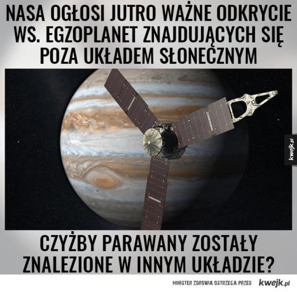 Bardzo ważne odkrycie NASA