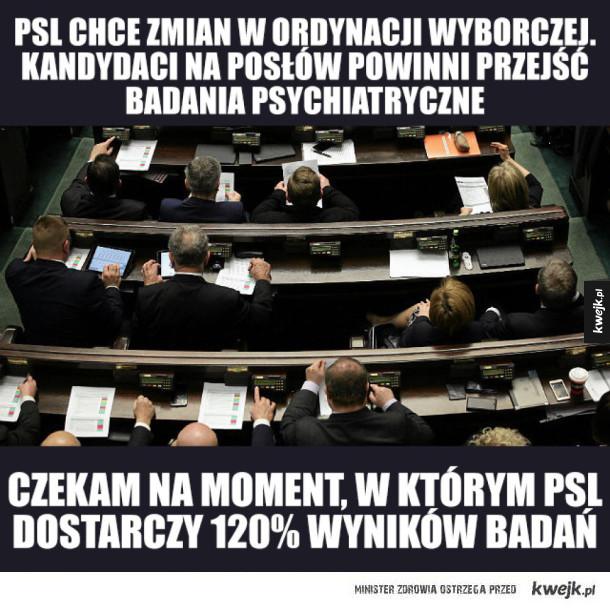 Nowy pomysł parlamentarzystów