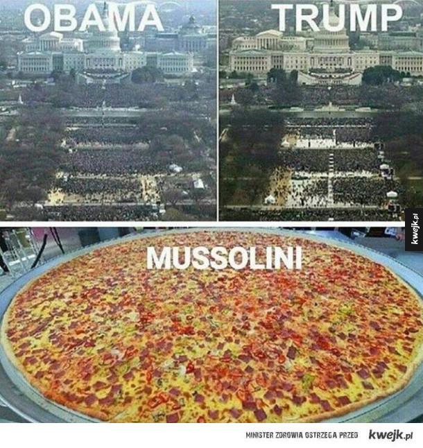 Mussolini wygrał