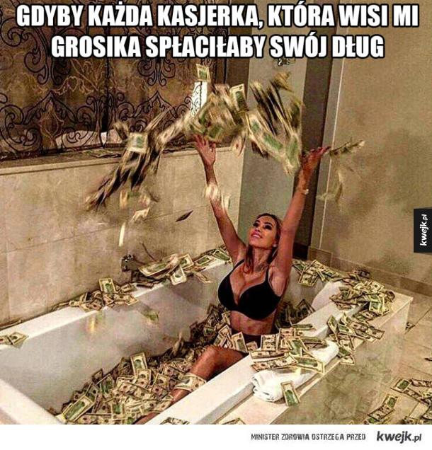 Wyobraźcie sobie ile to pieniędzy