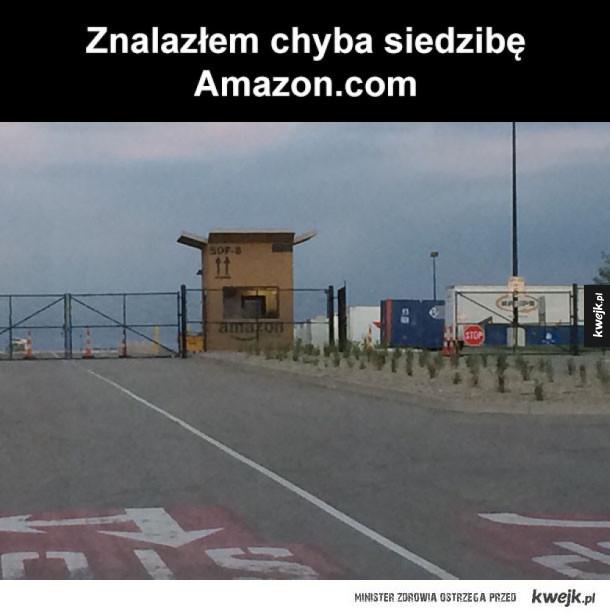 Siedziba amazon