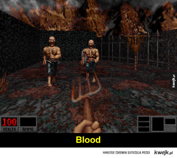 Nostalgiczne stare gry