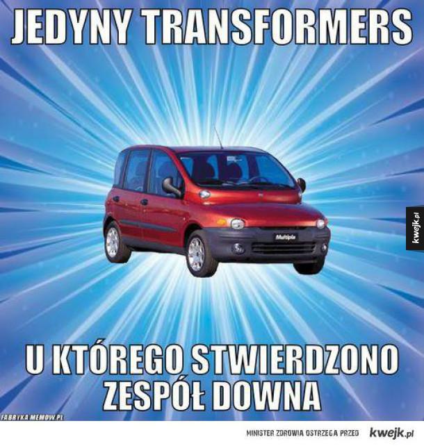 Jedyny transformers
