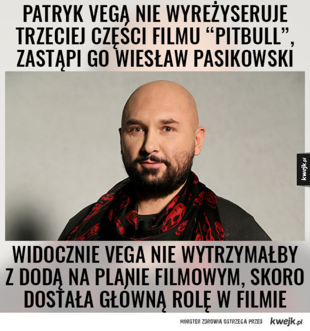 Patryk Vega cannot into Pitbull 3, bo...