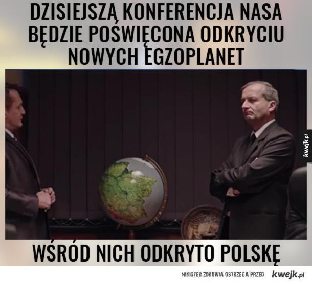 To będzie największe odkrycie NASA