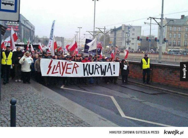 Protest w Polsce