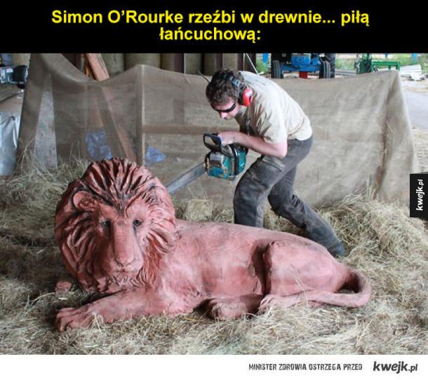 Niecodzienne rzeźby