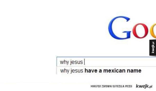 Pytanie do wujka google