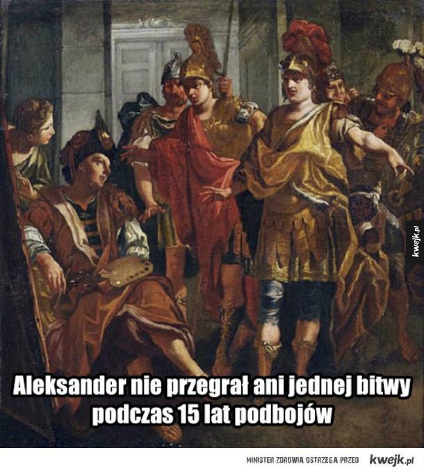 Kilka ciekawostek o Aleksandrze Wielkim
