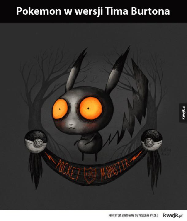 mroczny pokemon