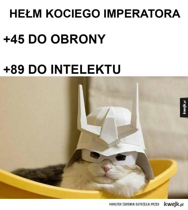 Hełm imperatora