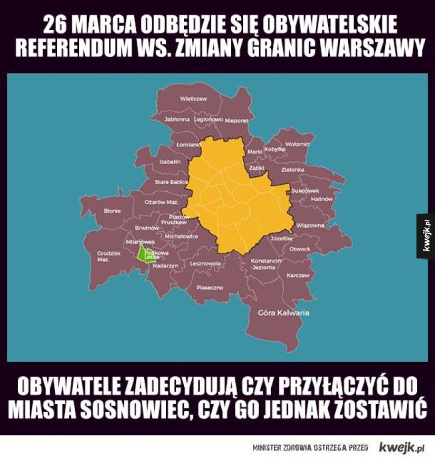 Warszawskie referendum