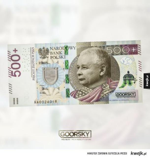 Premiera nowego banknotu