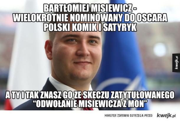 Najlepszy polski komik