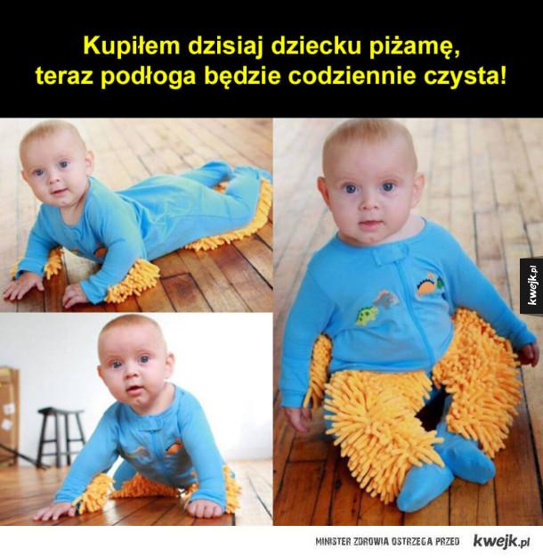 Najlepsza piżama ever