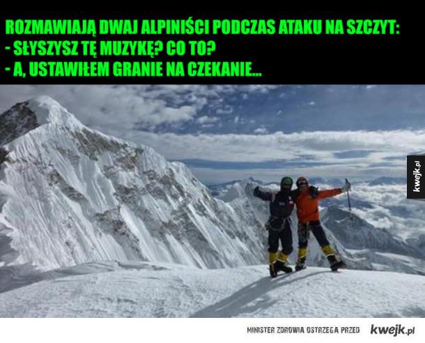 heheszkowi alpiniści