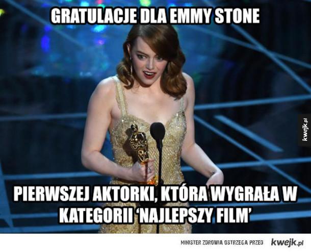 Oscarowe śmieszki