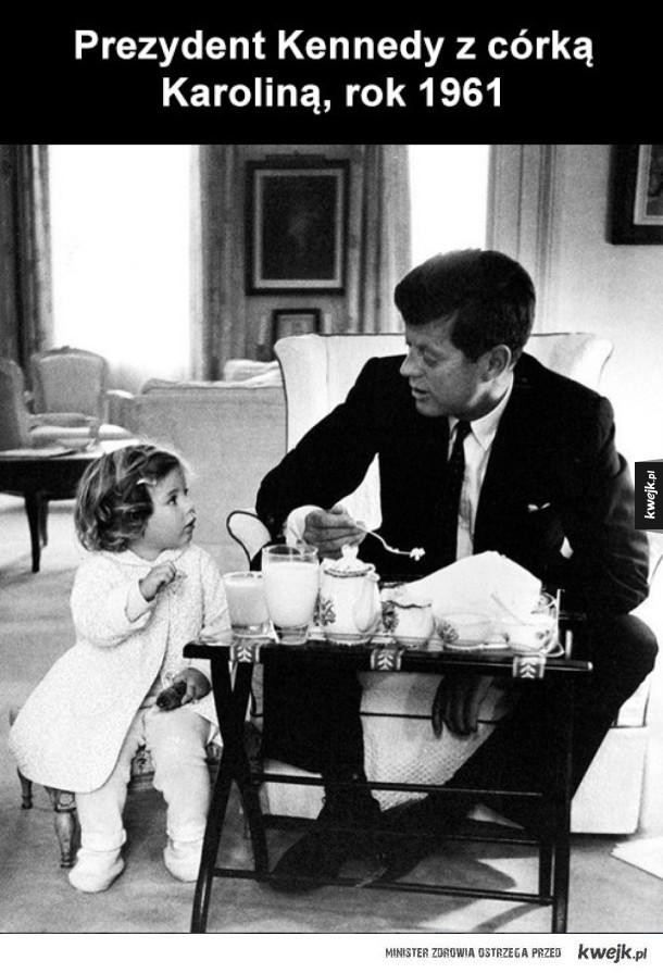 Prezydent Kennedy