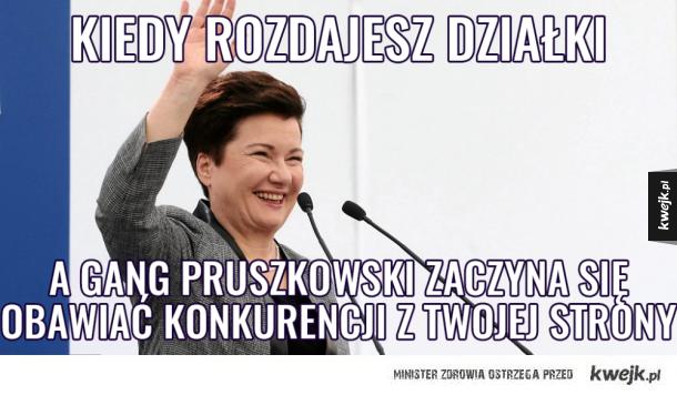 Co ta prezydent Warszawy to ja nie
