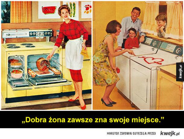 'Złote zasady' każdej dobrej żony z poradnika z lat 50.