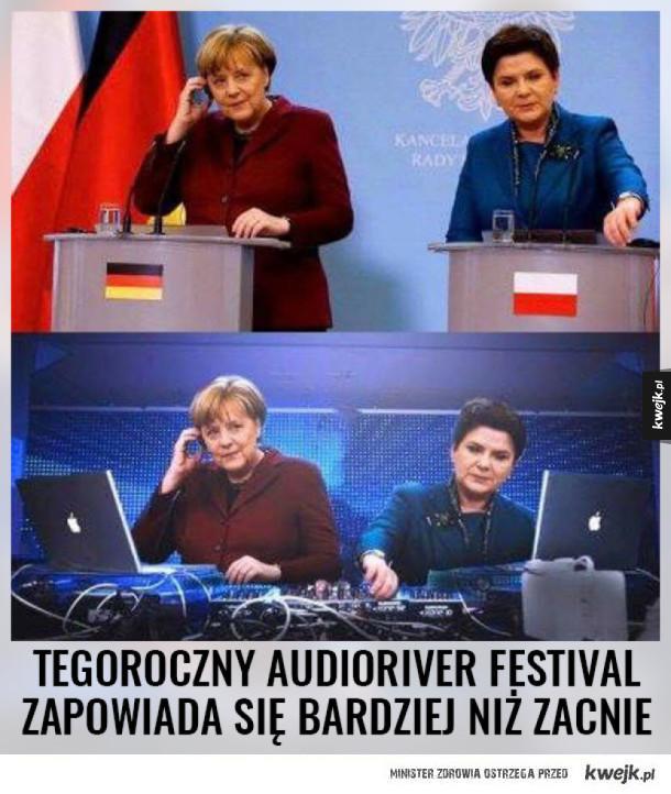 DJ Szydło - #DobraZmiana (DJ Merkel Remix)