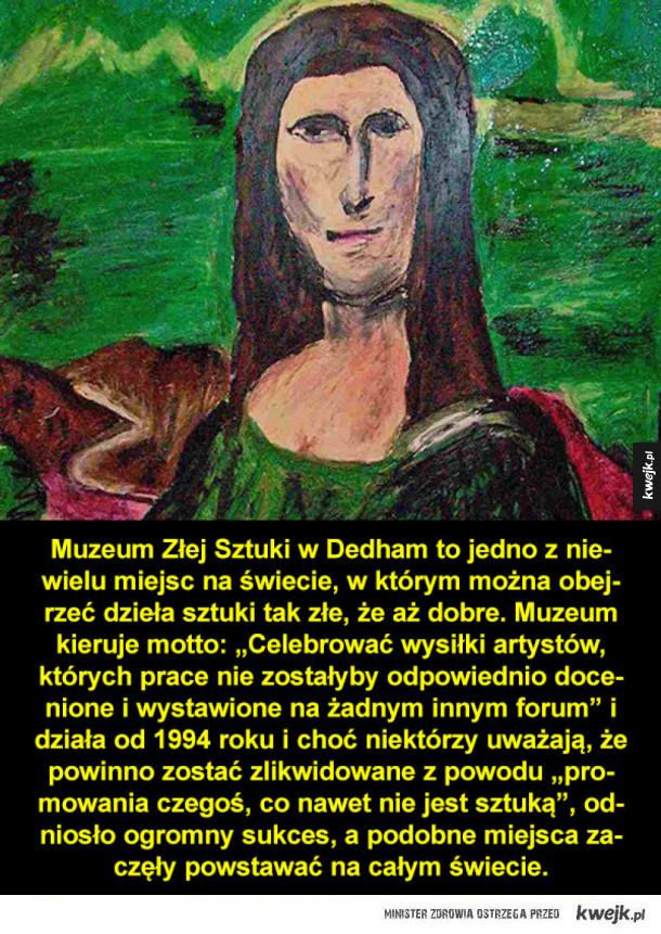 Witajcie w Muzeum Złej Sztuki