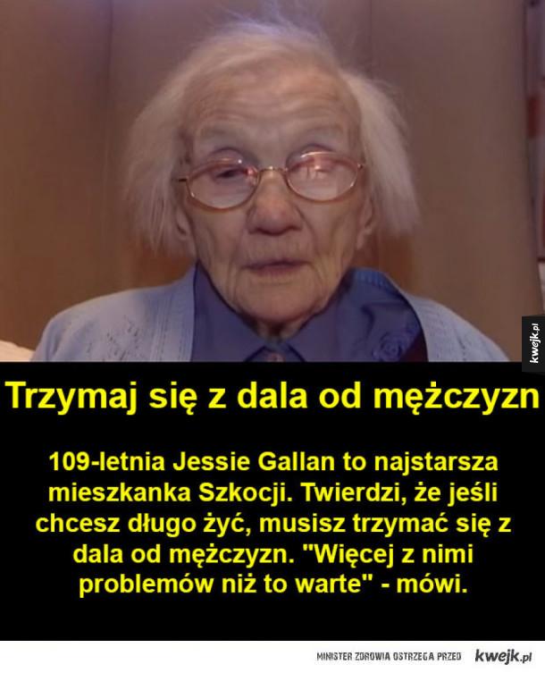 Najstarsi ludzie na świecie dzielą się radami na długowieczność