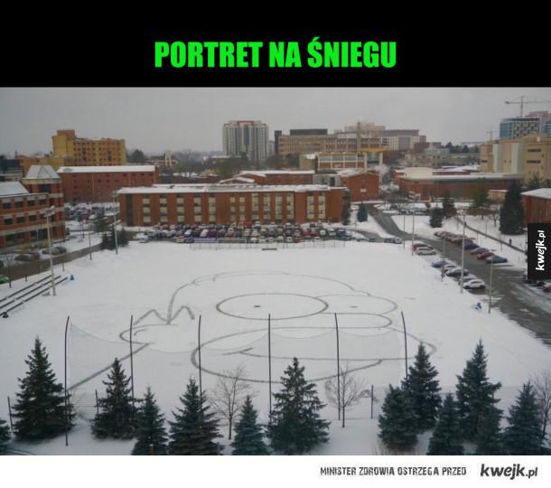 śnieżny Homer